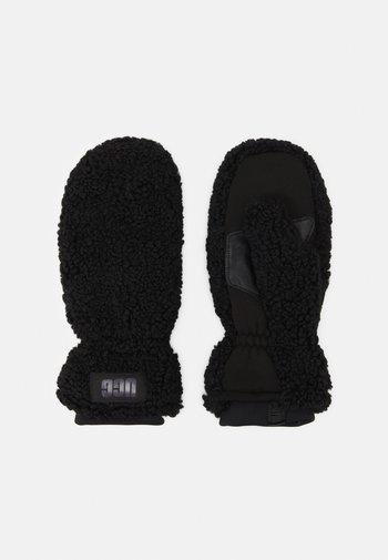 MITTEN LOGO - Rękawiczki z jednym palcem - black