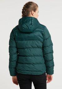PYUA - Ski jacket - dark moss green - 2