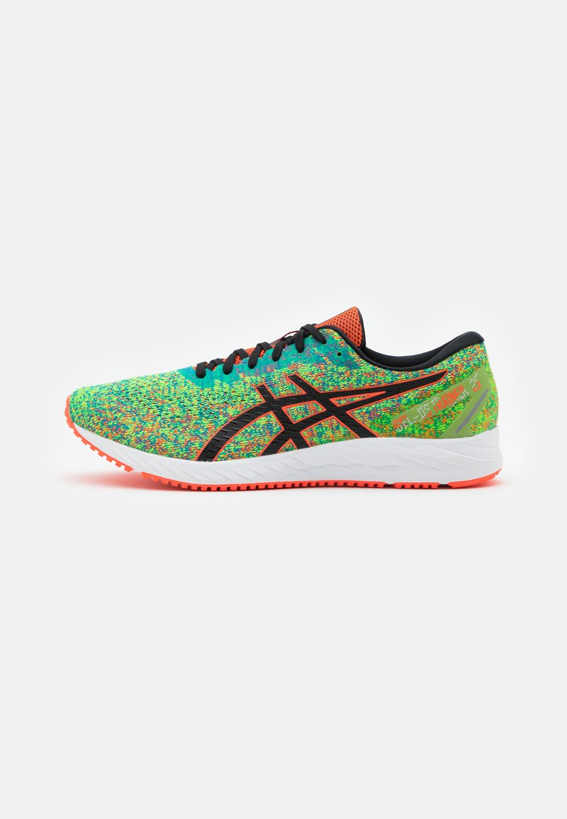 ASICS - GEL DS TRAINER 25 - Trainers - sunrise red/black