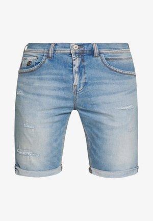 LANCE - Denim shorts - agustin wash