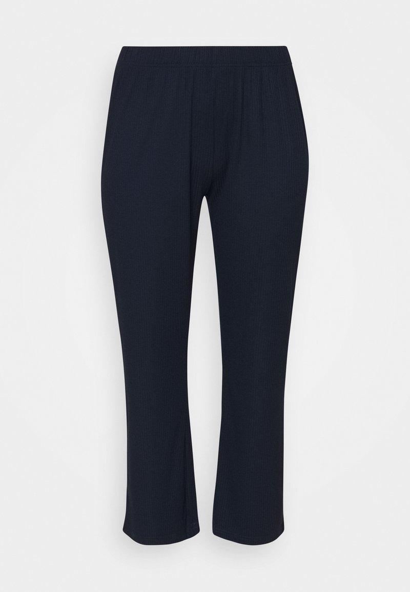 Zizzi - EINGVILD PANT - Joggebukse - navy blazer
