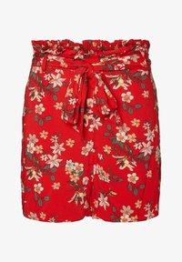 Vero Moda - Shorts - goji berry - 4