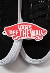 Vans - UA Vans Sport - Sneakersy niskie - black/cadmium yellow - 5