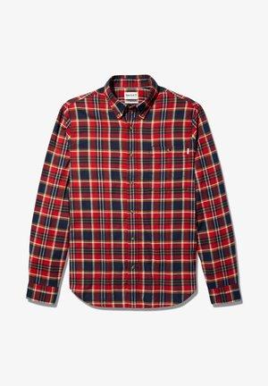 Camisa - scarlet sage yd