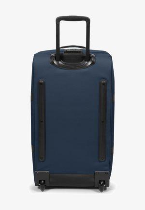 TRANVERZ M - Wheeled suitcase - frozen navy