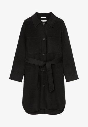 SHACKET-STIL  - Classic coat - black