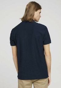 TOM TAILOR DENIM - Polo shirt - sky captain blue - 2