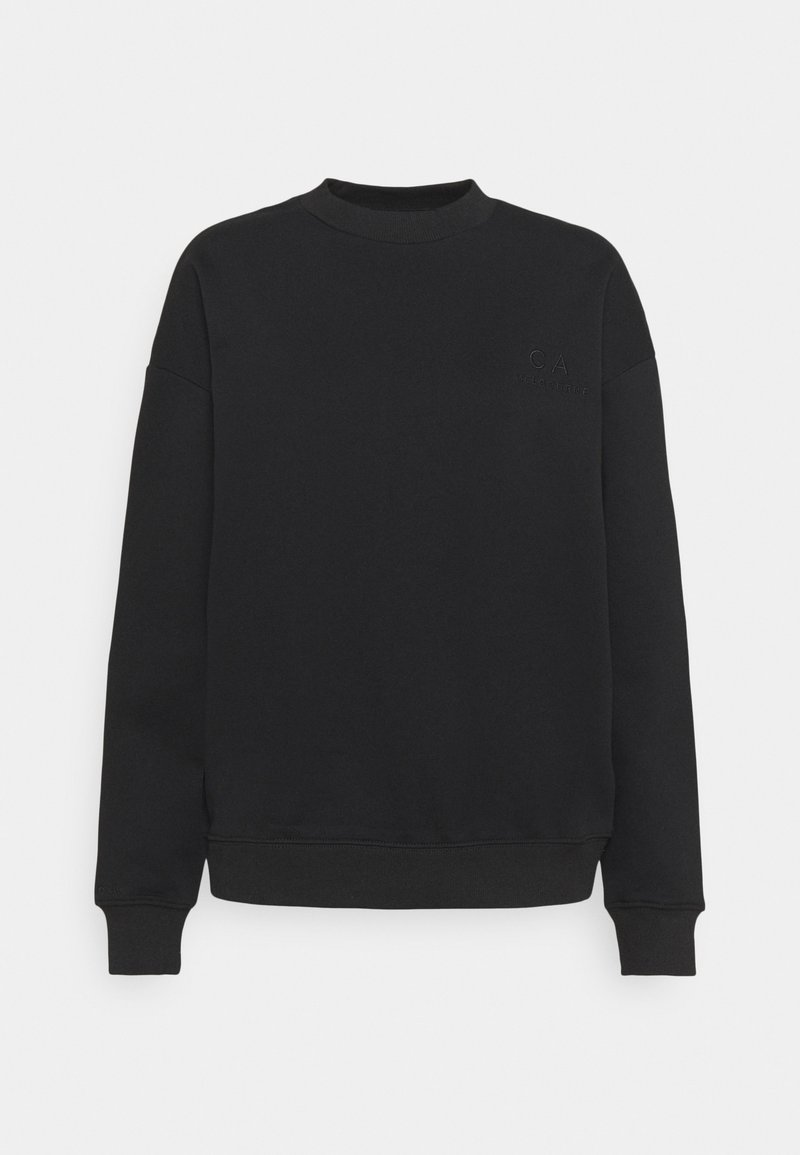 Casa Amuk - LOGO SWEATER - Mikina - black