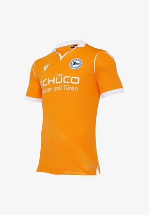 MACRON REPLICAS - Print T-shirt - orange
