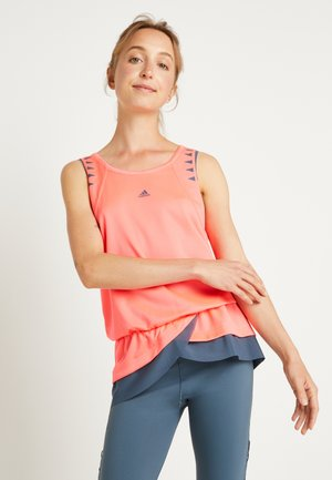 HEAT.RDY PRIME TRAINING TANK TOP - Top - pink