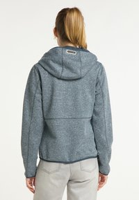 Schmuddelwedda - Light jacket - rauchmarine melange - 2