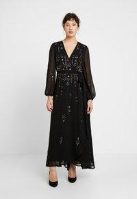 Hope & Ivy Petite - Maxi dress - black - 0