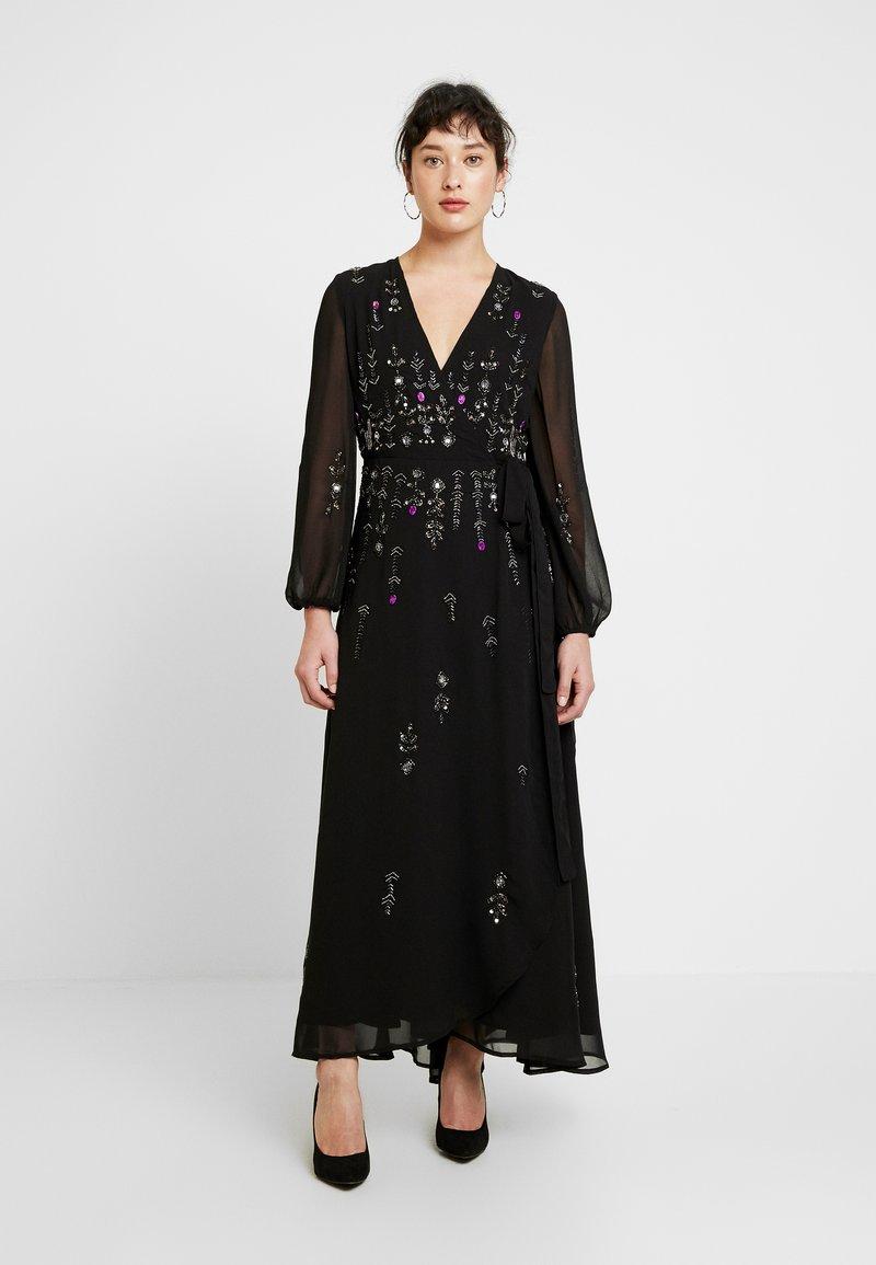 Hope & Ivy Petite - Maxi dress - black