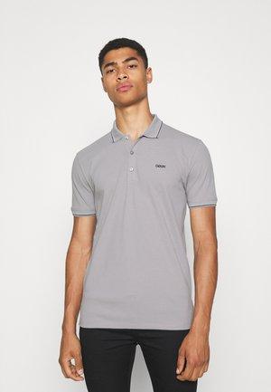 DINOSO - Polo shirt - silver
