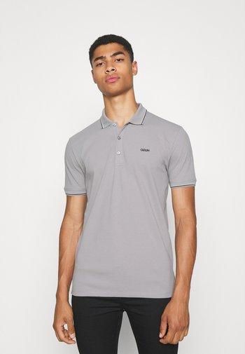 DINOSO - Poloshirt - silver