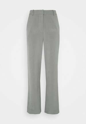 KAFIR PANTS - Trousers - grey melange