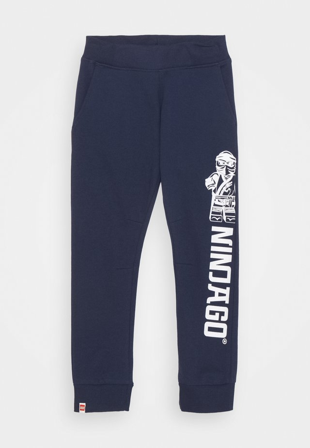 Tracksuit bottoms - dark navy
