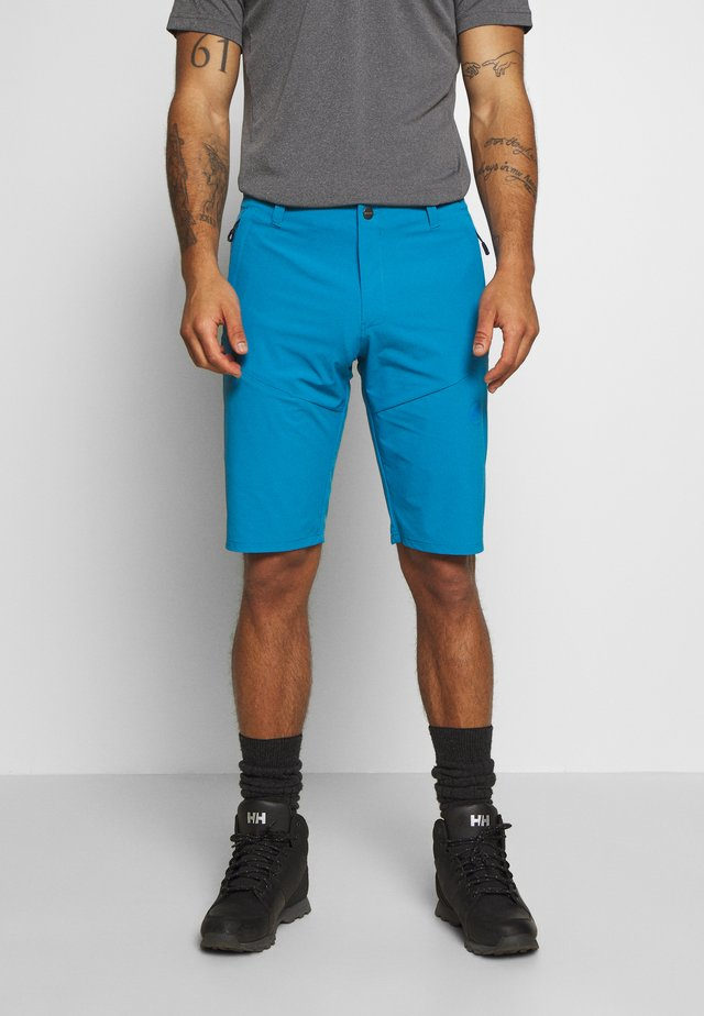 RUNBOLD SHORTS MEN - Szorty trekkingowe - gentian