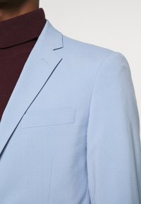 Lindbergh - PLAIN MENS SUIT - Traje - mid blue - 6