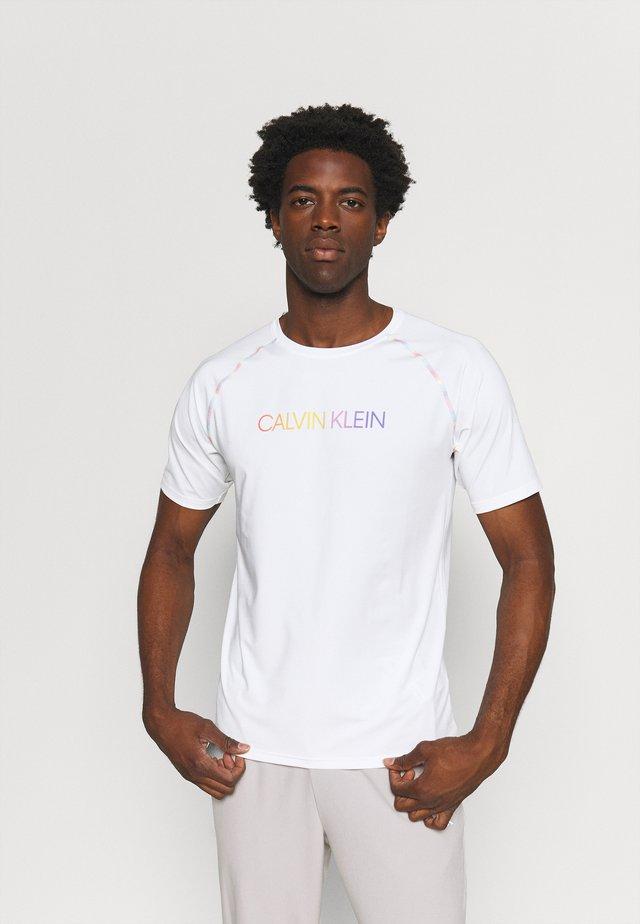 PRIDE  - T-shirt print - bright white