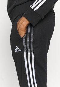 adidas Performance - Pantaloni sportivi - black - 4