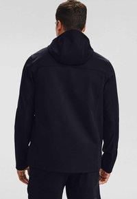 Under Armour - Fleece jacket - black - 1
