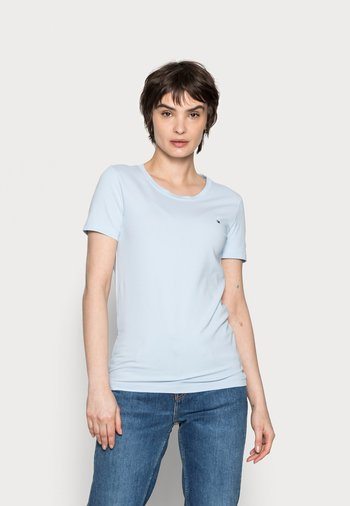 COOL SOLID ROUND - T-shirt basic - blue