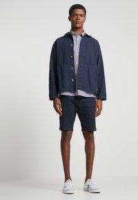 Esprit - Camisa - dark blue - 1