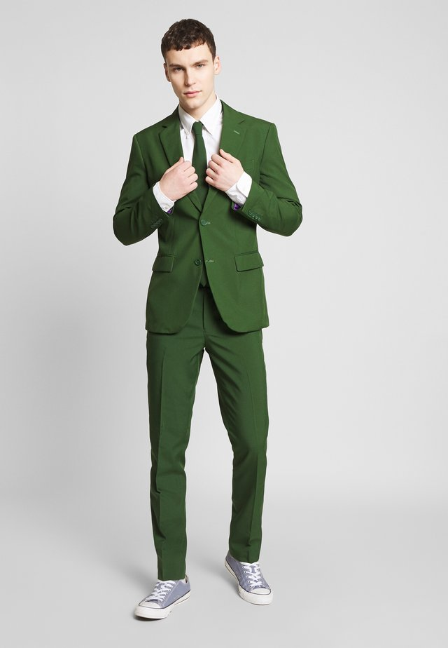 GLORIOUS - Traje - dark green