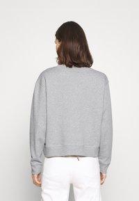 Tommy Hilfiger - RELAXED BOX  - Sweatshirt - light grey heather - 2