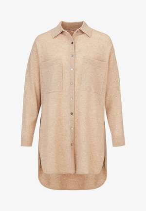 IVY - Button-down blouse - sand