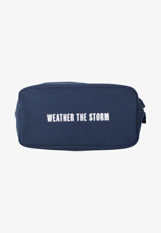 WASH BAG - Kosmetiktasker - weather the storm