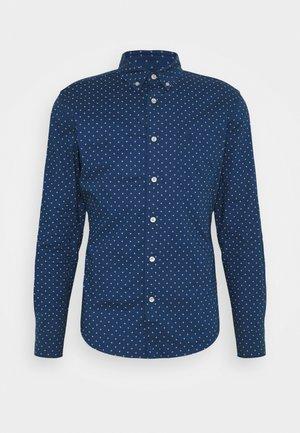 ALPHA ICON  - Overhemd - polley estate blue