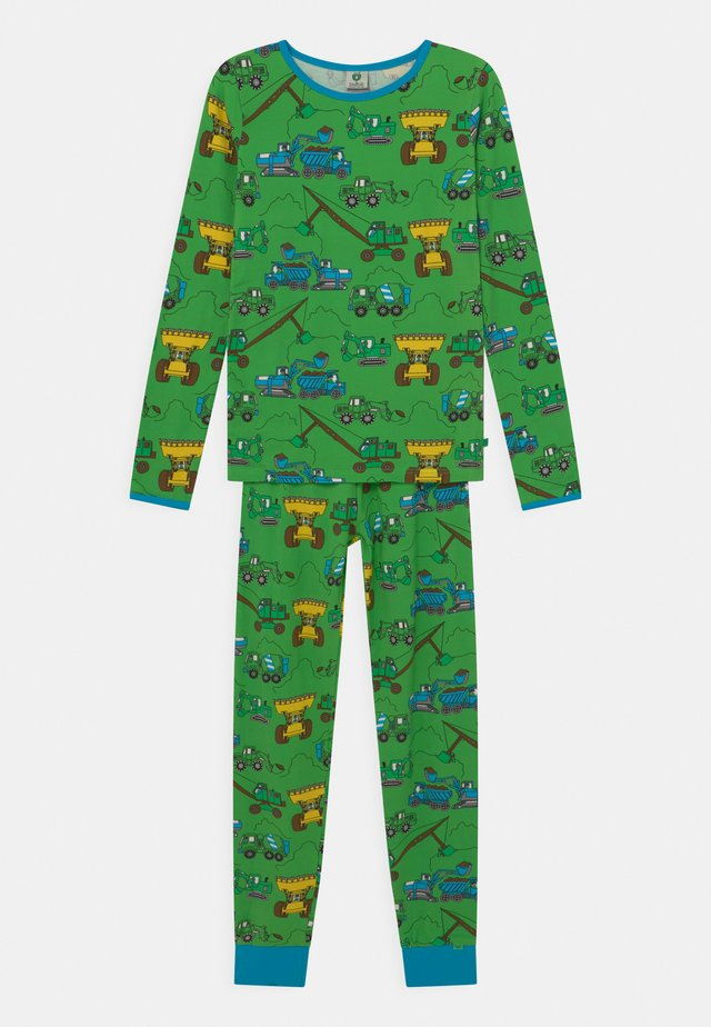 MACHINES - Pyjama set - green