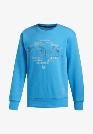 D ROSE STAR WARS CREW SWEATSHIRT - Collegepaita - blue