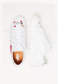 myMo - Zapatillas - white - 2