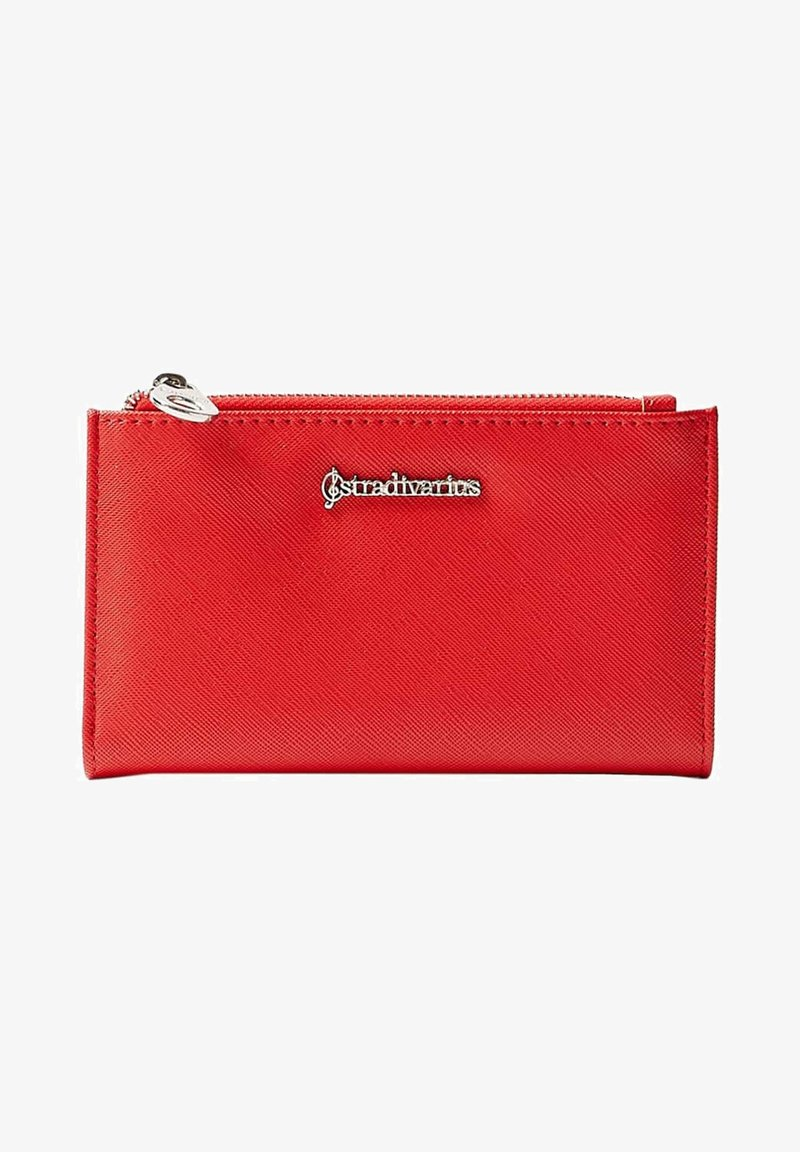 Stradivarius - Wallet - red