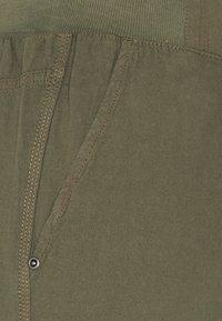 Kaffe - NAYA PANTS - Trousers - grape leaf - 2