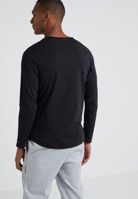 JOOP! Jeans - CARLOS - Long sleeved top - black - 2