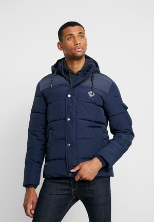JORSHAREE PUFFER JACKET - Winter jacket - navy blazer