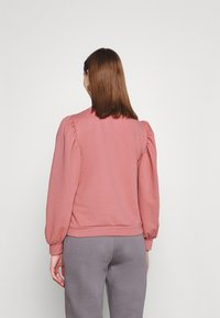 Object - OBJMAJA PULLOVER - Sweatshirt - withered rose - 2