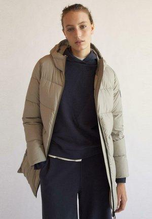 MARANGU - Winter coat - natural
