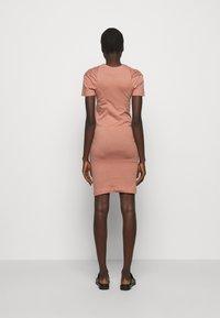 Vivienne Westwood - TUBE DRESS - Jersey dress - dusty pink - 2