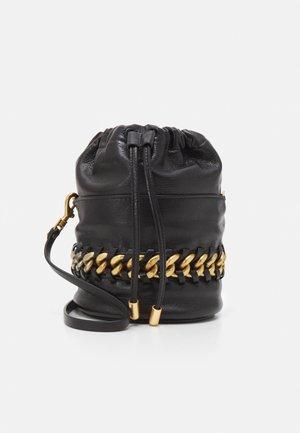 CHAIN BUCKET - Håndveske - black