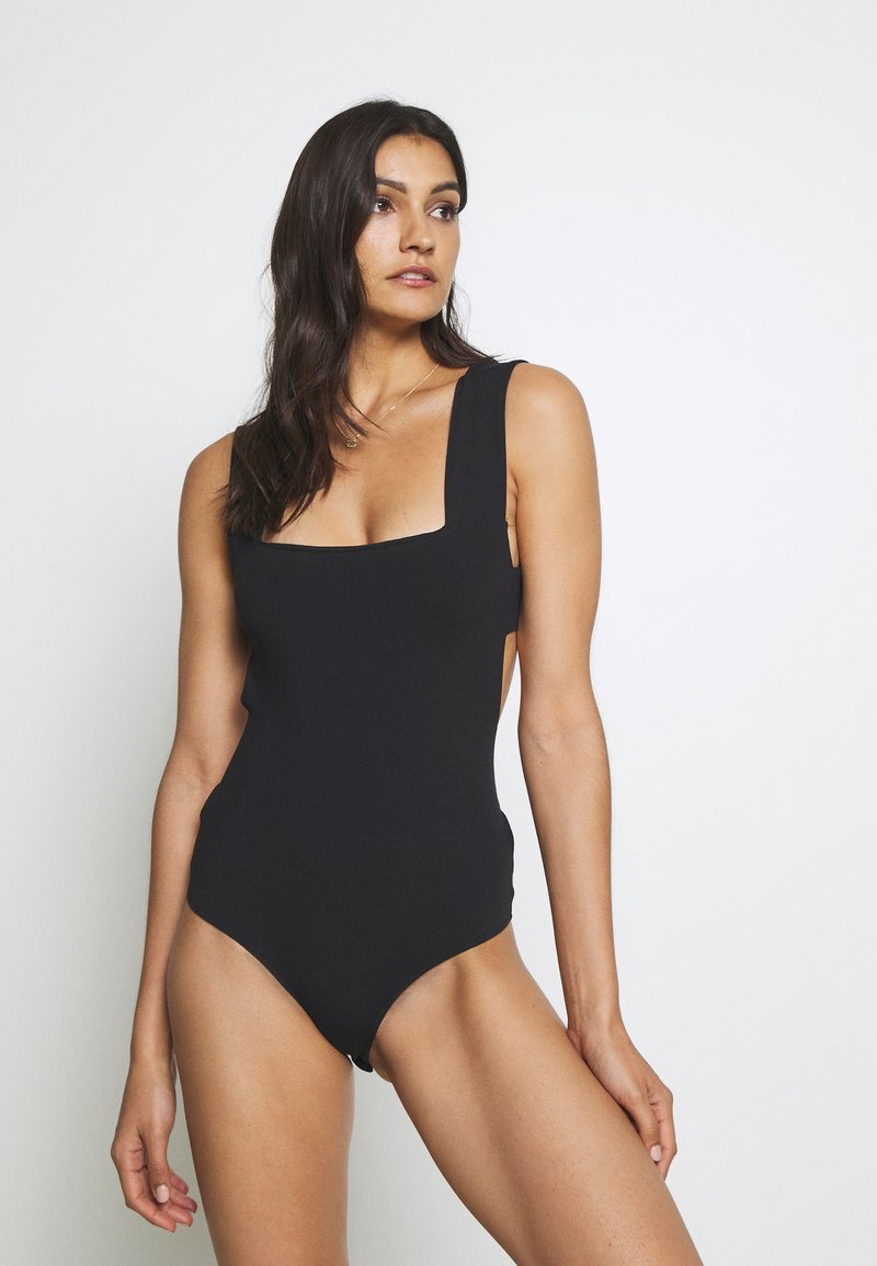 Free People - OH SHES STRAPPY - Body - black