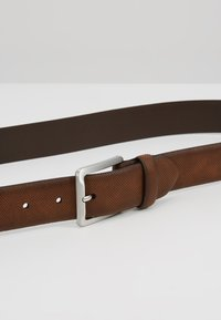 Burton Menswear London - PERFORATED  - Belt - brown - 4