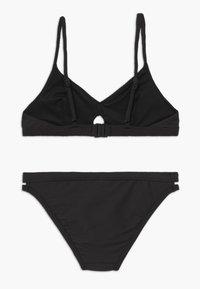 Seafolly - SUMMER ESSENTIALS SET - Bikini - black - 1