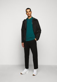 PS Paul Smith - MENS SLIM FIT - Poloshirts - dark green - 1