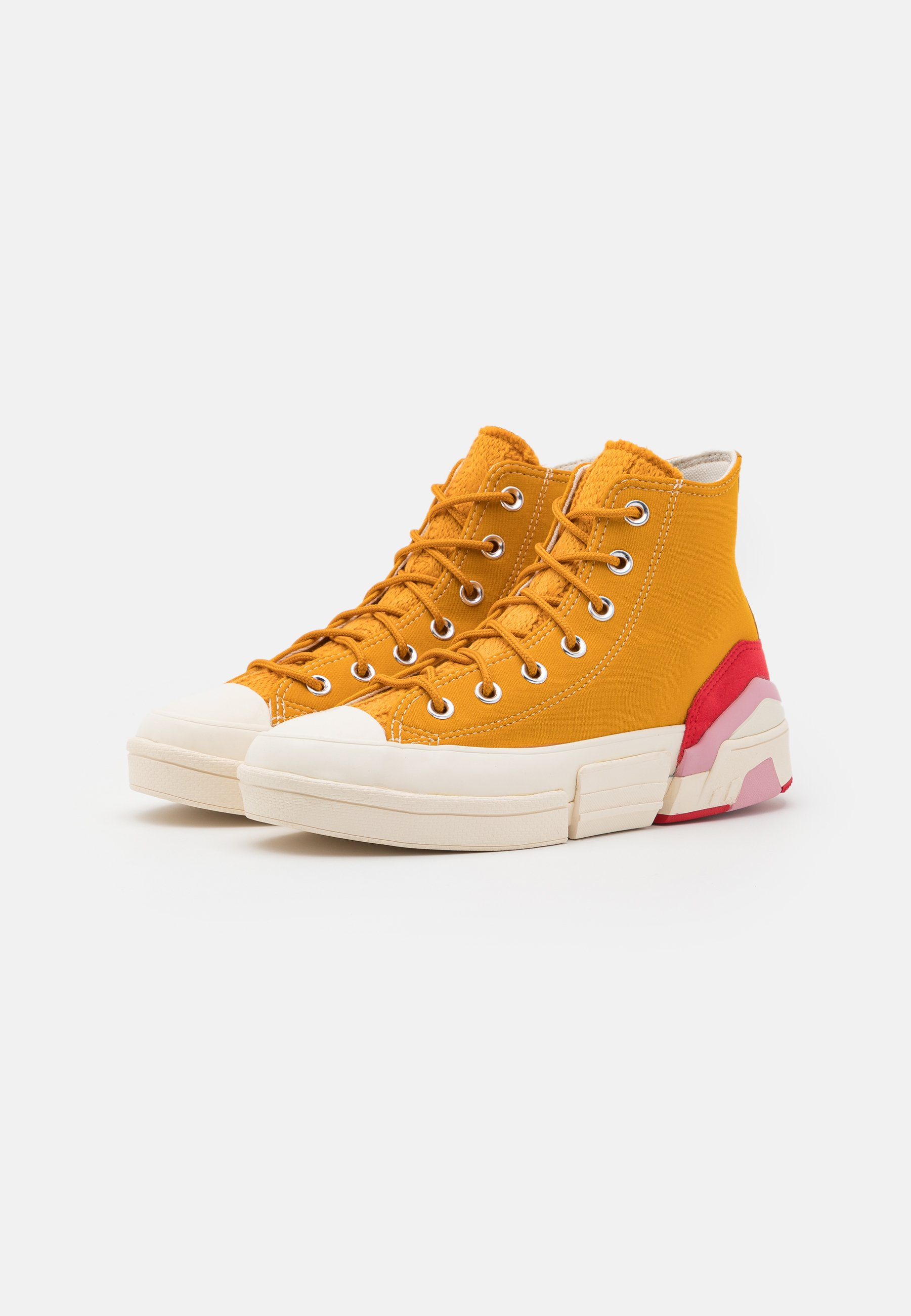Converse CPX70 CABLE  Sneaker high saffron yellow/university red/egret/gelb