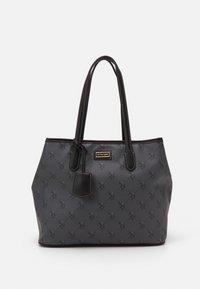 U.S. Polo Assn. - HAMPTON SHOPPING BAG PRINTED - Tote bag - black - 0